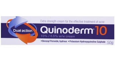 Harga obat Quinoderm Cream Obat Jerawat dan Bintik - Bintik Terbaru 2016