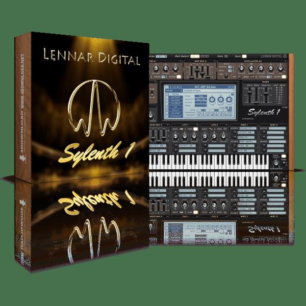LennarDigital Sylenth1 v3.067 Full version