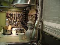 A small apartment kitchen Redone on a thrifty budget,Fernando & Johanna