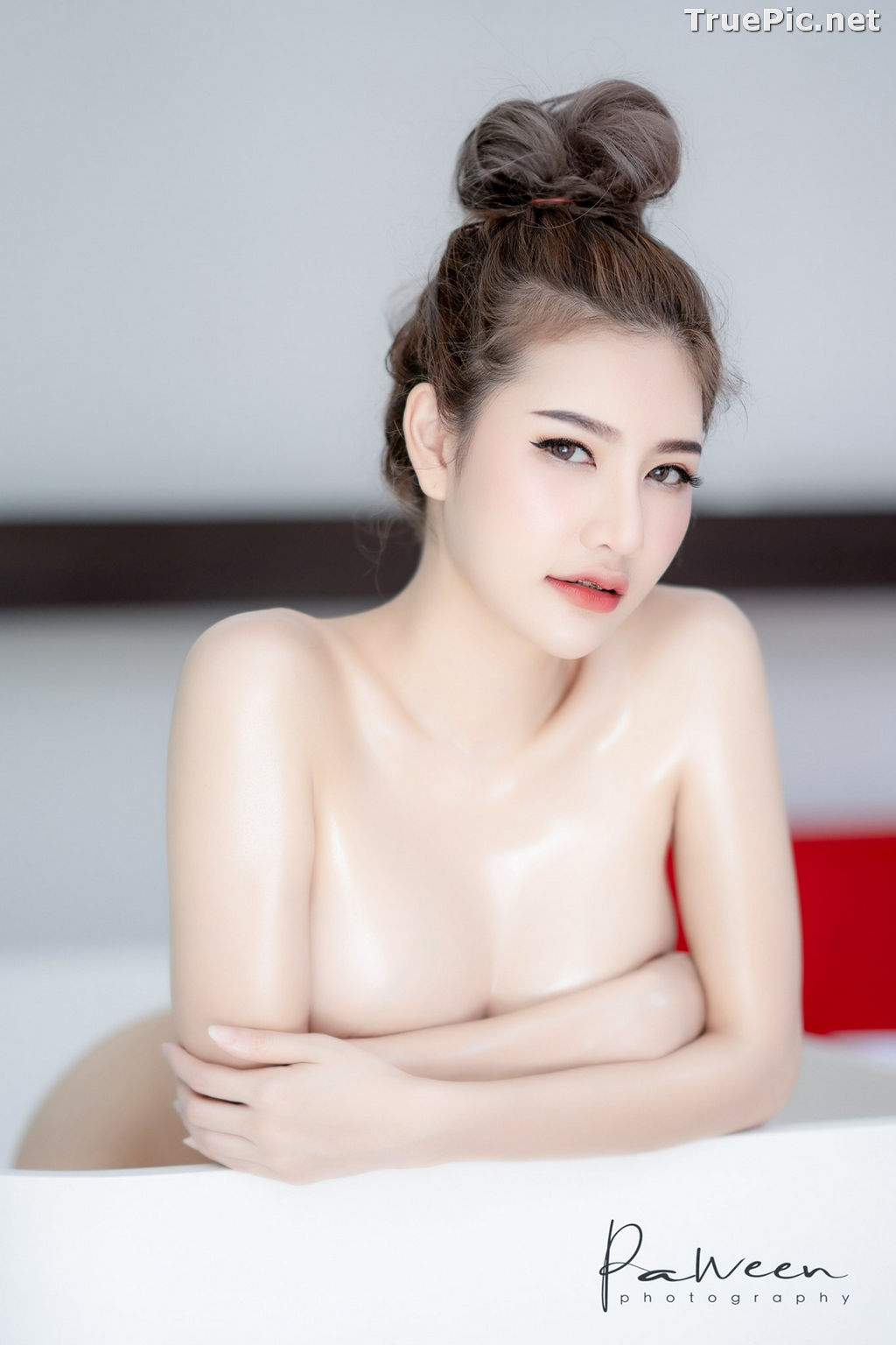 Image Thailand Model - Atittaya Chaiyasing - Take Shower After a Nice Day - TruePic.net - Picture-2