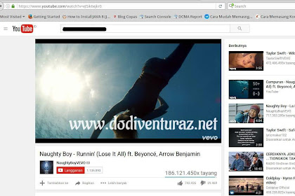 Cara Download Video Youtube Format mp3