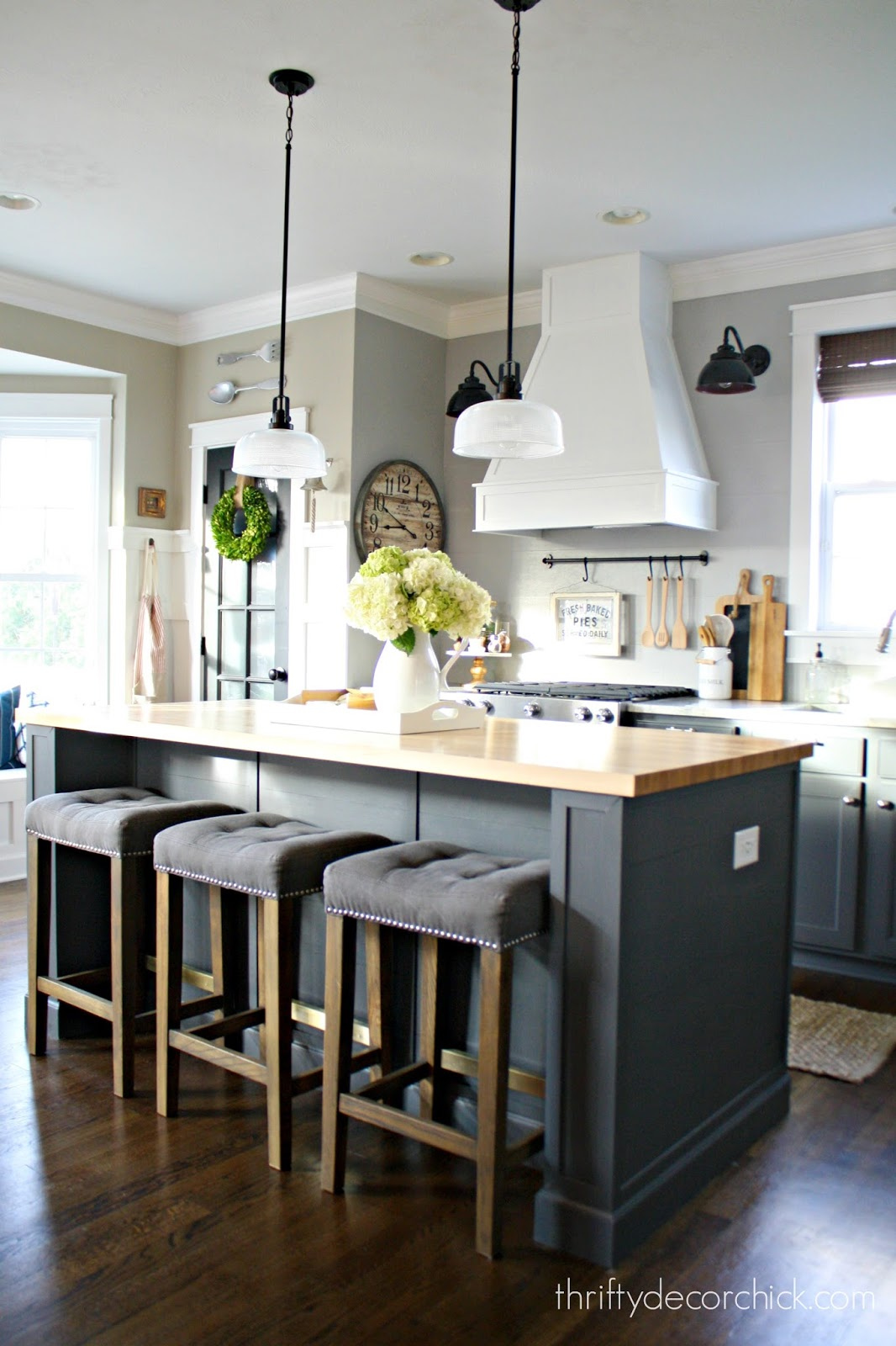 kitchen island decorating the kitchen renovation budget and how i saved from 1893