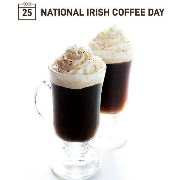National Irish Coffee Day Wishes Sweet Images