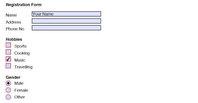 Parse a PDF document - Apache PDFBox example