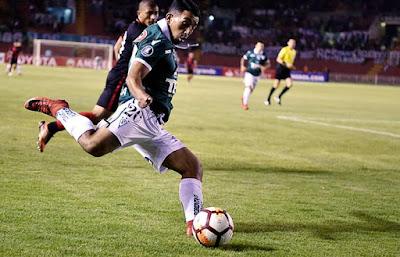 Santiago Wanderers vs Santa Fe
