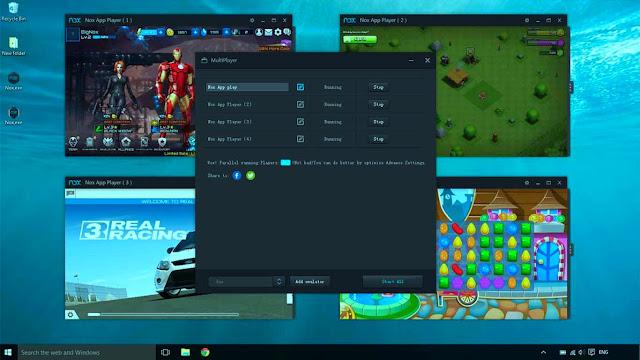 emulator android untuk windows 10 64-bit