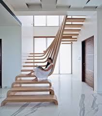 Beautiful Minimalist Stair Design