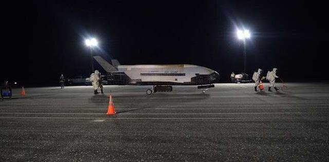 Pecahkan Rekor, Pesawat Ruang Angkasa AS Bertahan 780 Hari Di Orbit