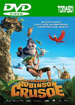 Las locuras de Robinson Crusoe (2016) DVDRip