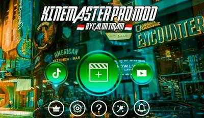 Download APK Kinemaster Yellow Green 2021