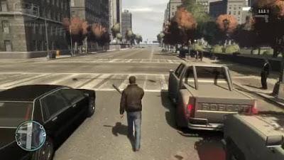 تحميل لعبة GTA IV للكمبيوتر للاجهزة الضعيفة