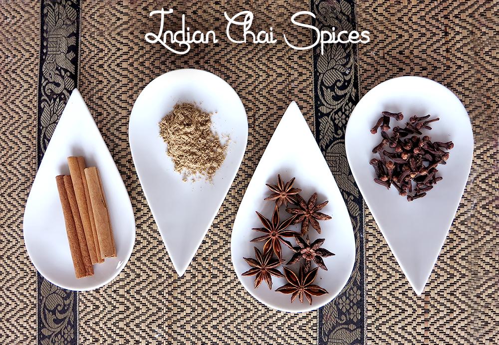 Chai Sirup selber machen Rezept Gewürze