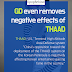 GD even removes negative effects of THAAD
