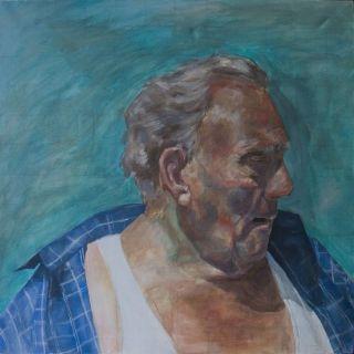 Молодой британский художник. Stefan Harris
