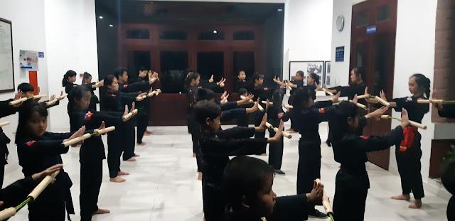 Học võ cho thiếu nhi quận Bình Thạnh TP HCM