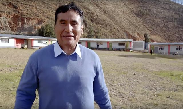 Gerson Ames, el profesor peruano que es nominado al Premio Nobel de Educación