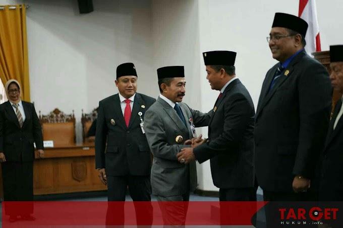 Pimpinan Dewan Baru Rasa Lama DPRD Kab. Pati 2019  - 2024