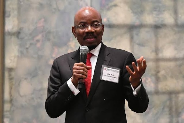 Jim Ovia - Biography and Net Worth of The Founder of Zenith Bank