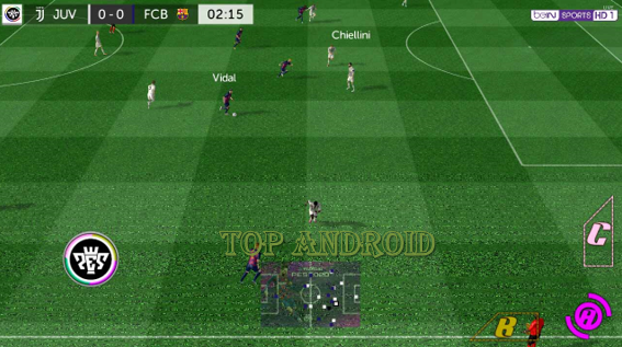 PES 2020 MOD FTS 2020 Android