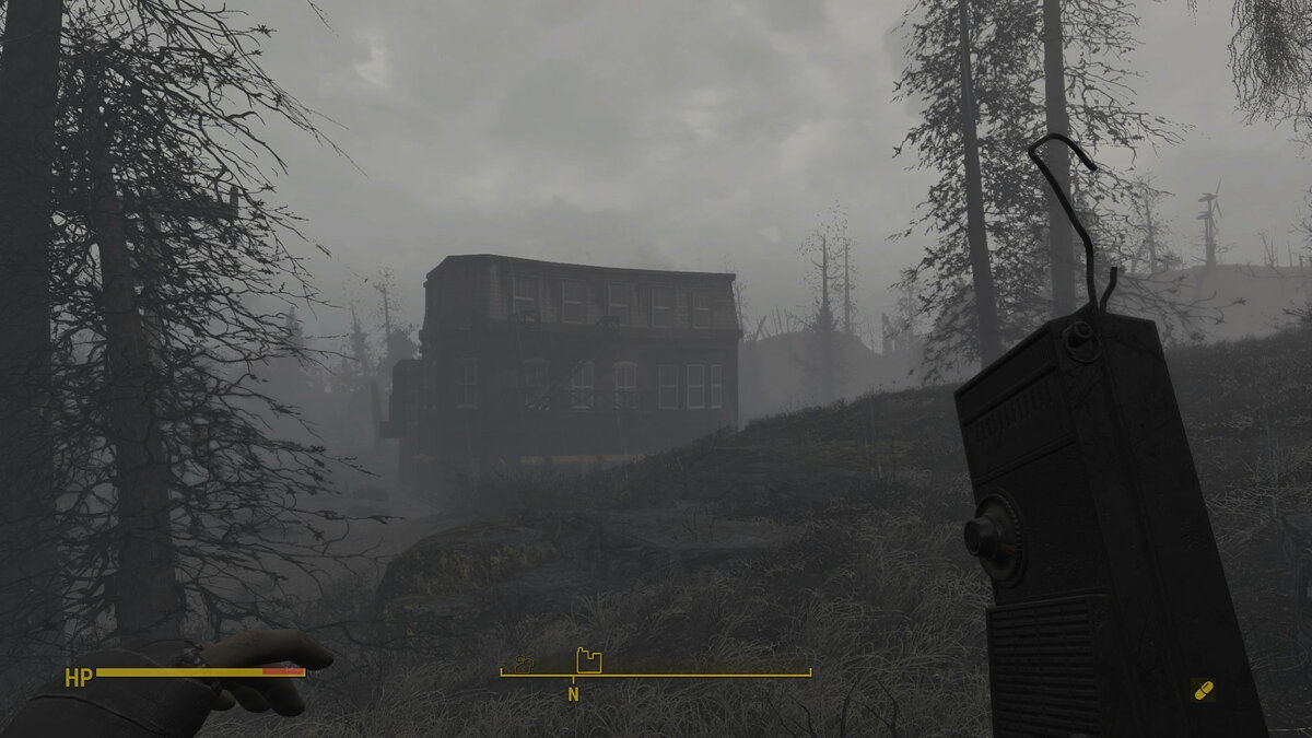A large-scale unofficial DLC for Fallout 4