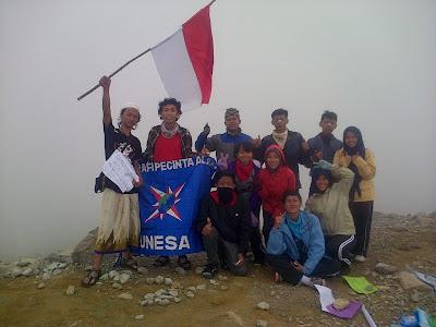 Pendakian Gunung Welirang Via Tretes