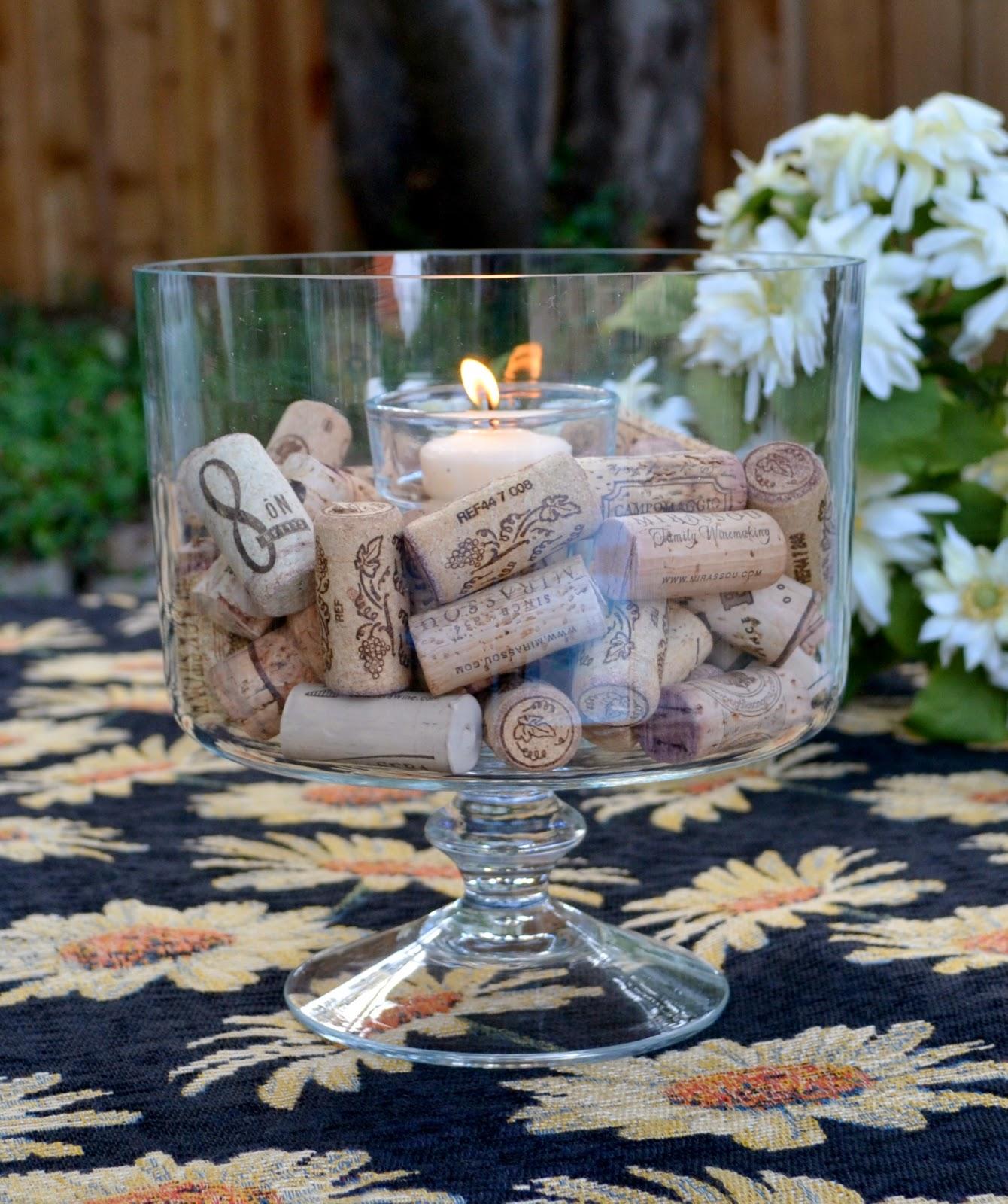 Wine Cork Art: 2805: Wine Cork Decor