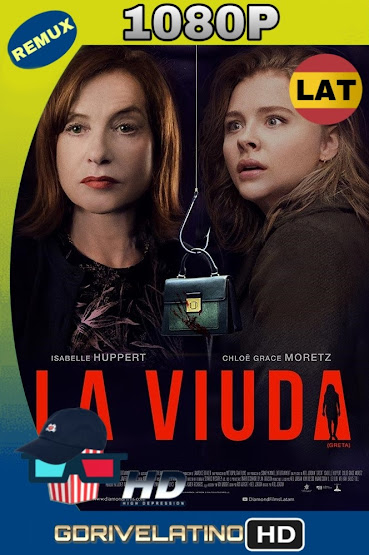 La Viuda (2018) BDRemux 1080p Latino-Ingles MKV