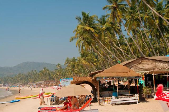 best beaches in Goa, Palolem beach, Butterfly Beach,Arambol Beach,Vagator beach,Palolem beach,Colva beach,Morjim Beach