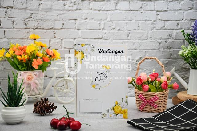 Undangan Pernikahan Tangerang A07 - Walimahanid | 0812-1141-8687