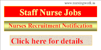 Female Staff Nurse Recruitment - Government of    India