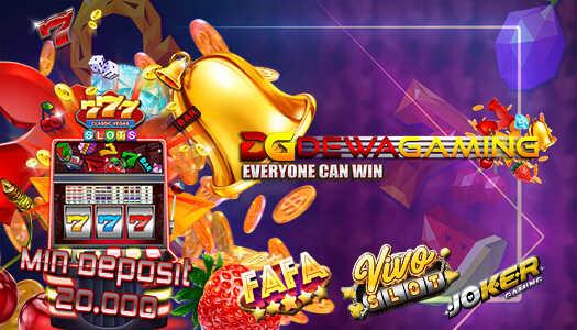 Livechat Fafaslot Permainan Slot Terbaru 10 Ribu Betjoker303