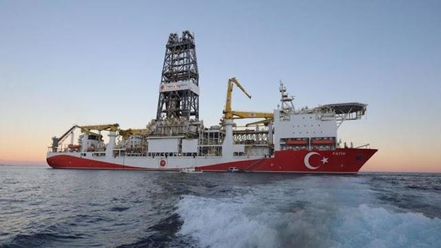 Διάταγμα Ερντογάν: Πέντε νέες γεωτρήσεις σε ανατολική Μεσόγειο και Κατεχόμενα το 2020