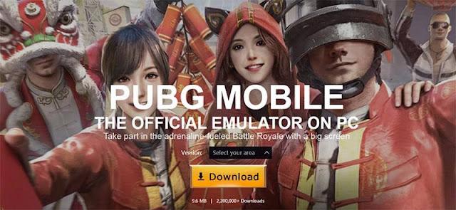تحميل لعبة ببجي موبايل pubg mobile للكمبيوتر برابط مباشر