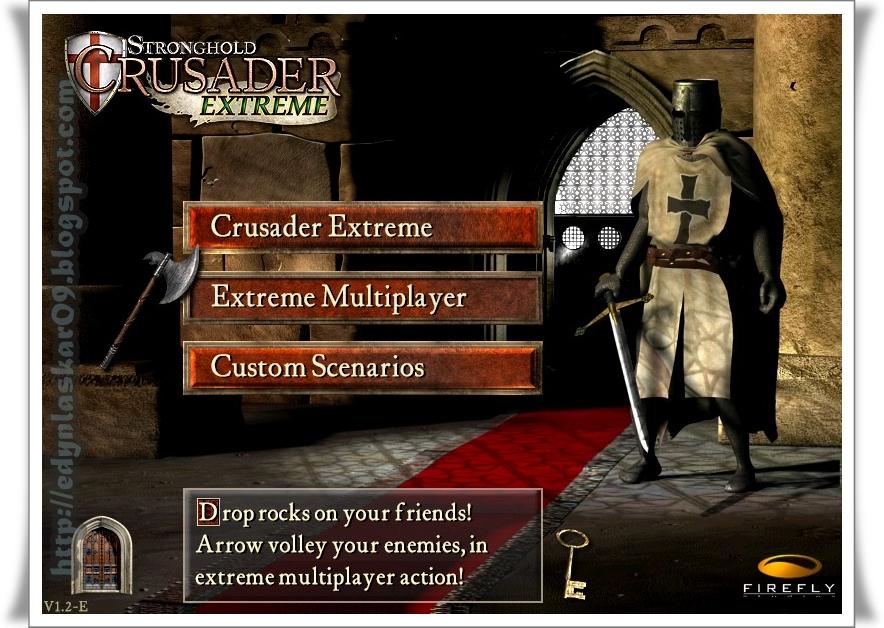 Cara Download Stronghold Crusader 2