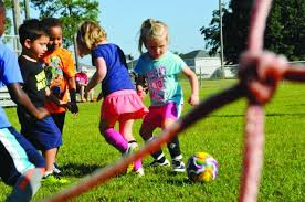 Importance of sports for kids