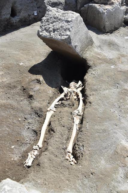 Η πραγματικότητα για τον πιο «άτυχο» νεκρό της Πομπηίας