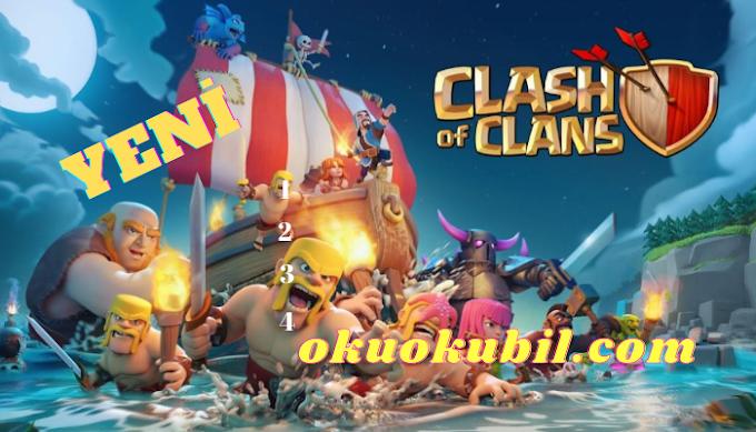 Clash of Clans v13.675.6 Sınırsız Kaynak Özel sunucu Modu İndir