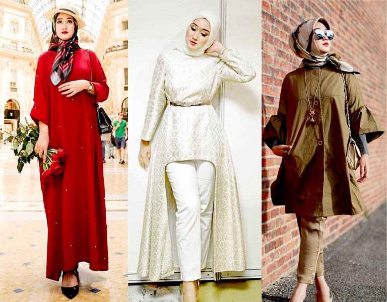 Model Jilbab Dian Pelangi