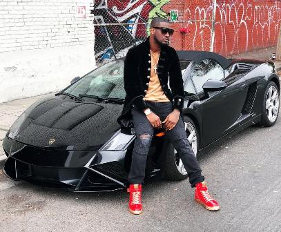 peter okoye's cars