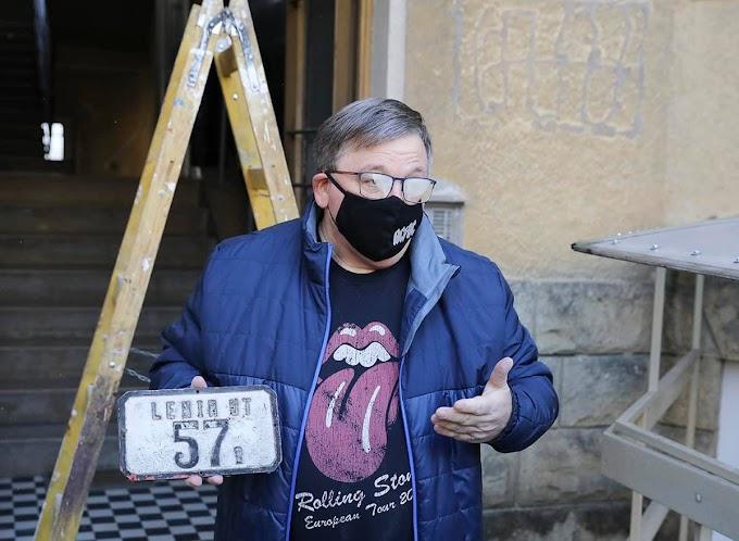 """Folytatta a """"lenintelenítést"""" Győr polgármestere, dr. Dézsi Csaba András"""