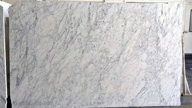 Statuary Marble Italian White Slab