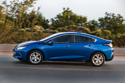 Chevrolet Volt Changes The Driving Experience