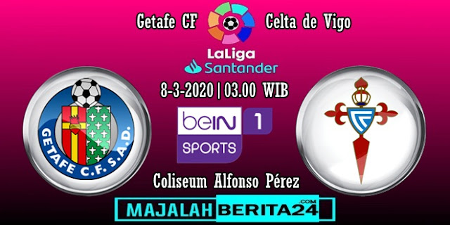 Prediksi Getafe vs Celta Vigo
