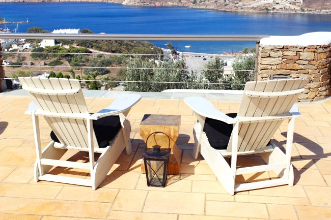 Where to stay in Ios island
