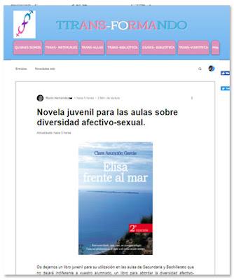 """""""Elisa frente al mar"""" - Clara Asunción García"""