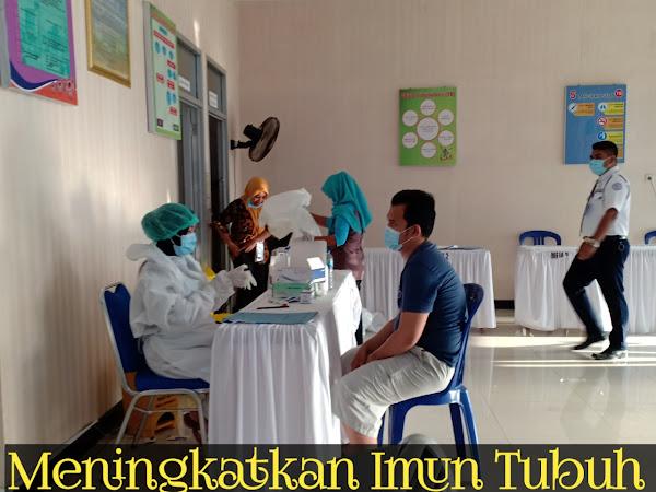 Meningkatkan Imun Tubuh Lewat Vaksin