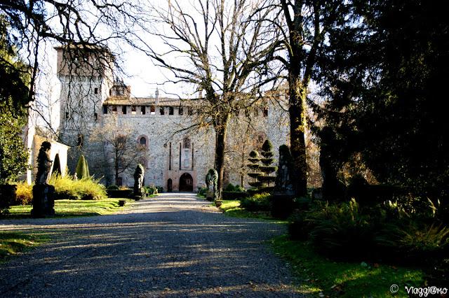 Il Castello dei Visconti di Grazzano
