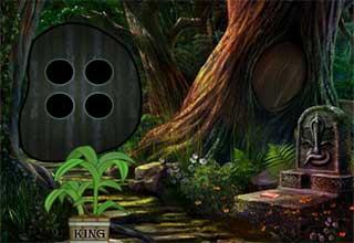 Amanita Mushroom Forest Escape