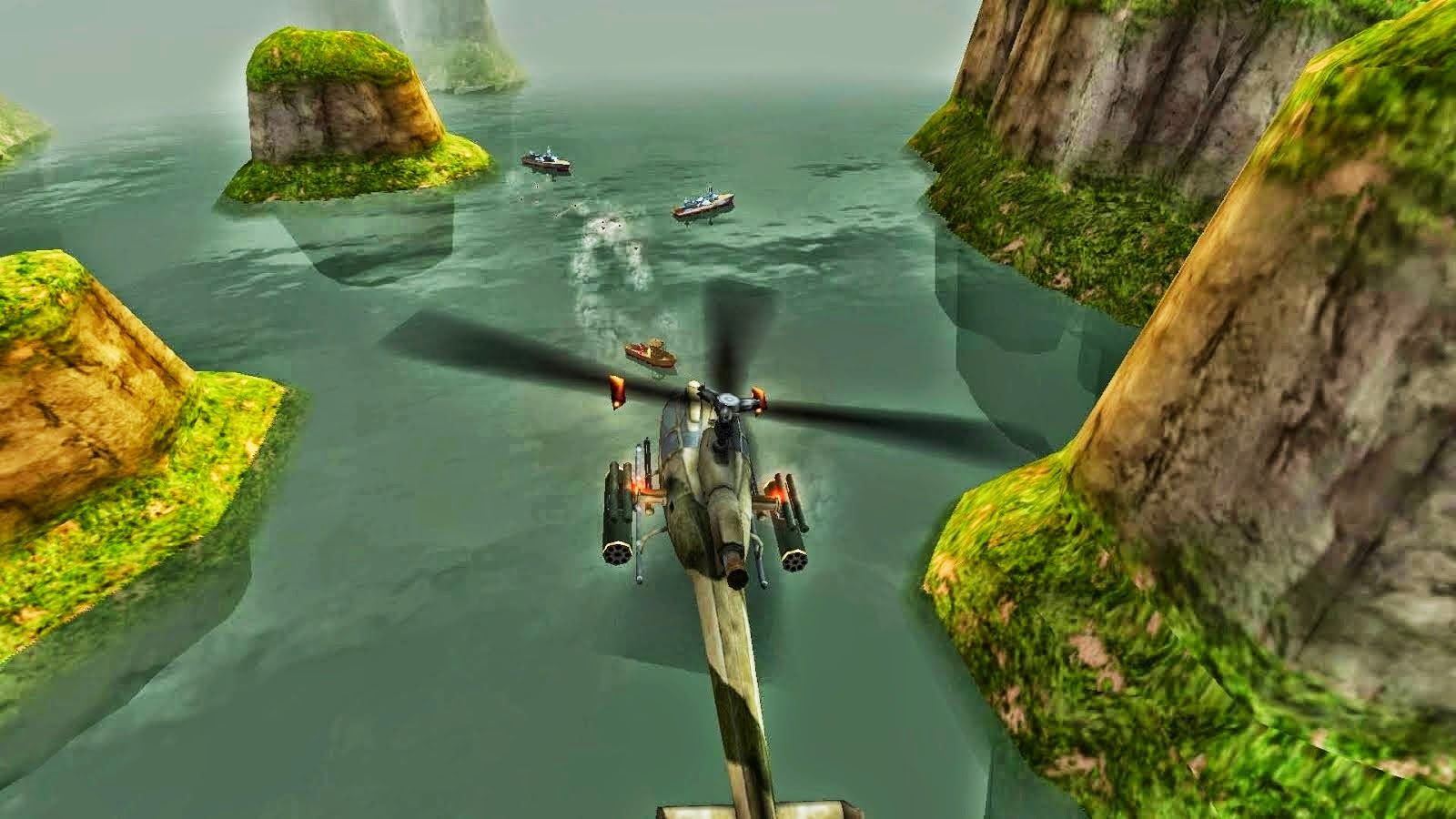 Gunship Battle Helicopter 3D V116 Apk Download Game Android
