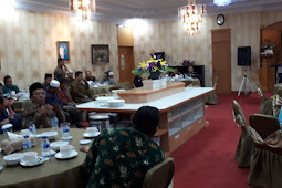 Bupati Rapat Tertutup dengan Puluhan Kepala Desa, Bahas Apa?